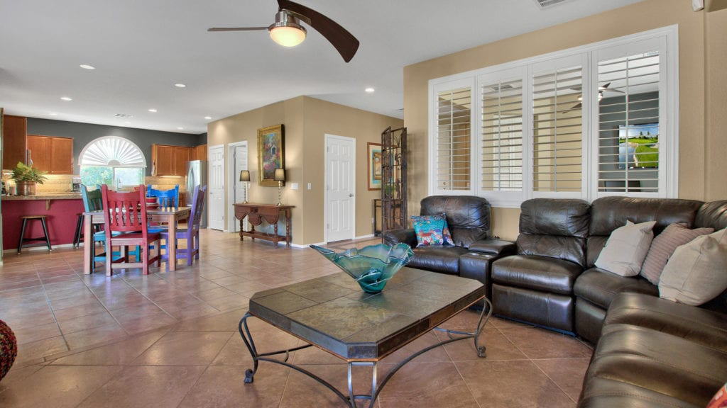 Gilbert AZ Home for Sale Open Floor Plan