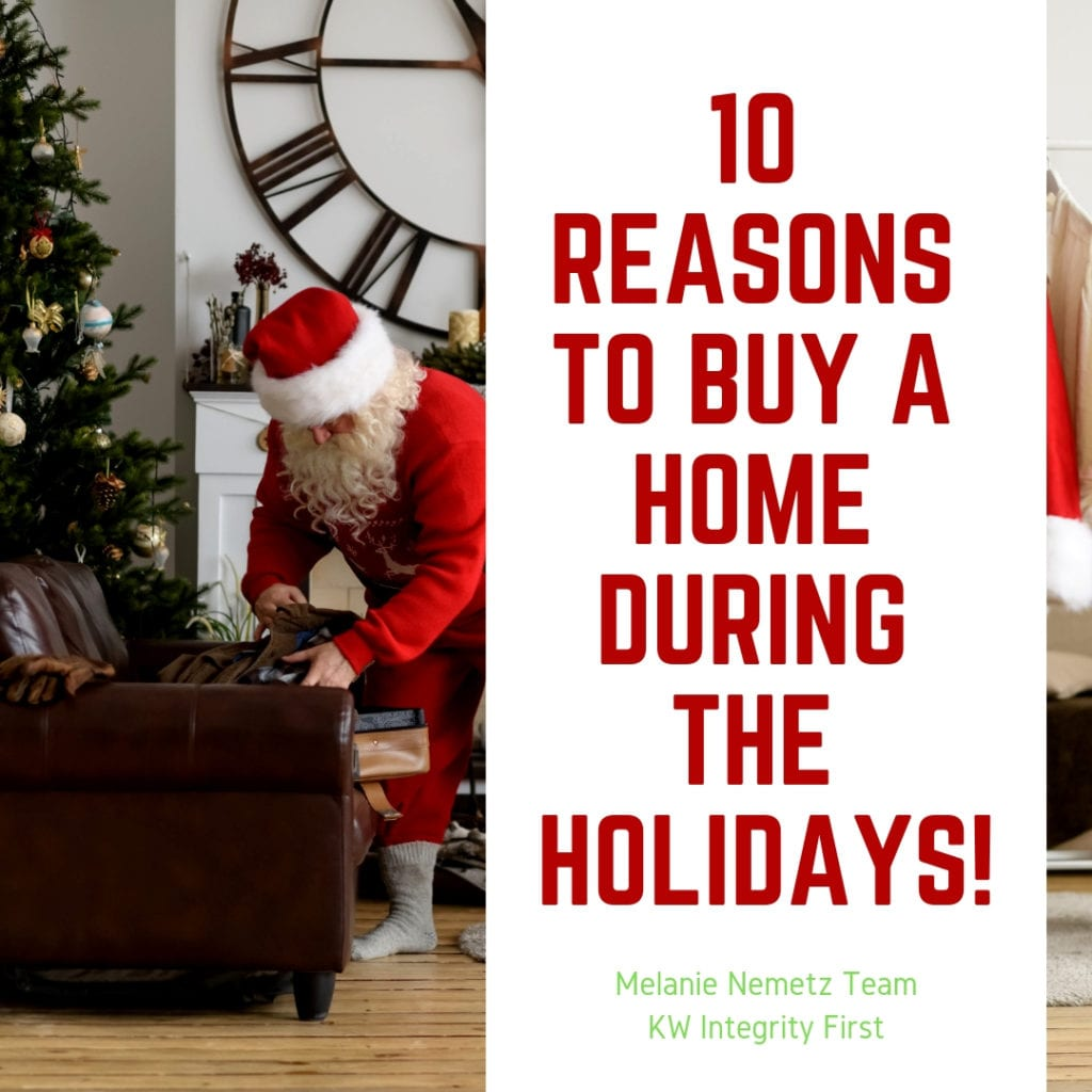 Reasons to buy a home in December