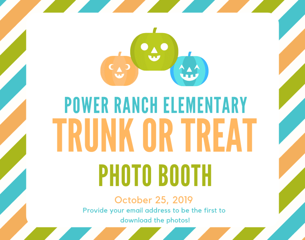 Power Ranch Trunk or Treat