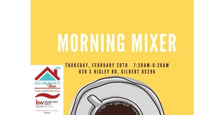 Gilbert Morning Business Mixer